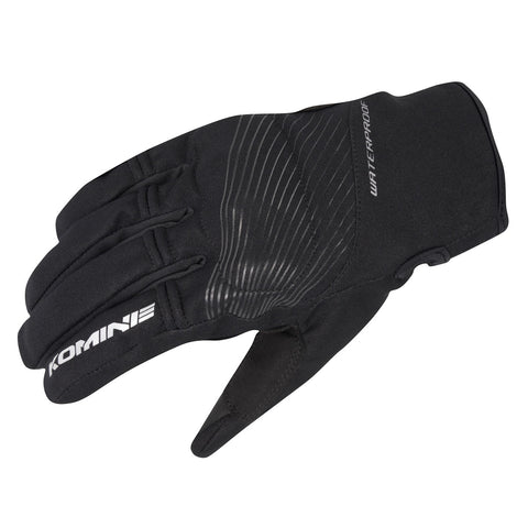 Komine Protect Rain Motorcycle Gloves (GK-245)