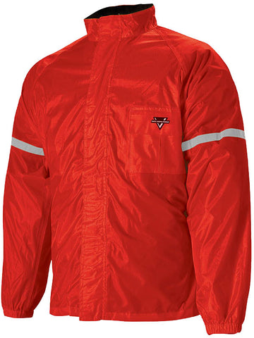 Nelson-Rigg Weatherpro Suit Red/Blk (WP-8000-RED)