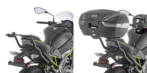 GIVI Rear Rack for Z900 (17-20) for Monolock/Monokey topcase (4118FZ)