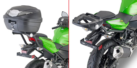 GIVI Rear Rack for Kawasaki Ninja 400 (18-19) (4127FZ)