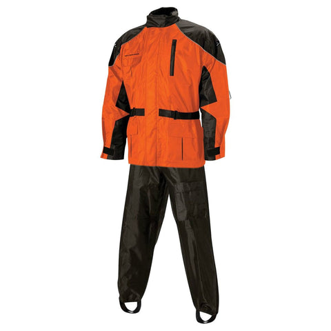 Nelson Rigg AS-3000 Aston Motorcycle Rain Suit (AS-3000-ORG)