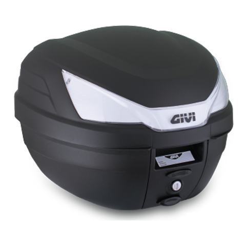 Givi 27ltr. Monolock® Topcase Tech without Light (B27NT)