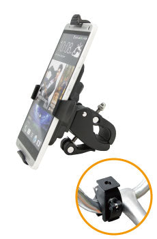 Digidock Universal Cradle for Bike & Motorbike Mobile Mounts (CR-1101UC-A)