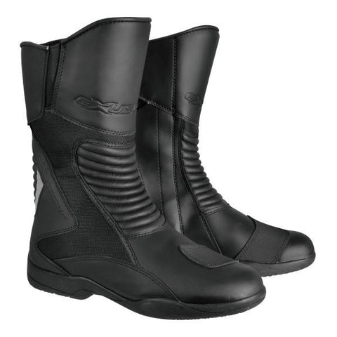 EXUSTAR TOURING BOOTS (E-SBT1101W-BK)( REFURBISHED)