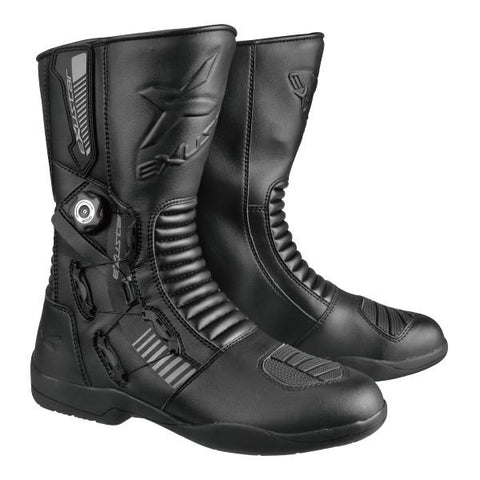 Exustar Touring Boots (E-SBT1121W-BK)(REFURBISHED)