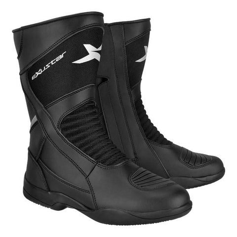 EXUSTAR TOURING BOOTS (E-SBT1161W-BK)(REFURBISHED)