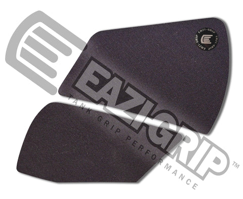 Eazi-Grip Silicone Black Tank Grips for KTM Duke 125/200/390 '11 - '16