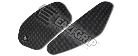 Eazi-Grip Pro Black Tank Grips for Versys 650