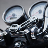 SP CONNECT MOTO MOUNT PRO CHROME (53129)