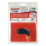 Optimate 105 Dual DIN 3300mA USB fast charger (O-105)