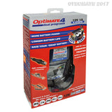 Optimate 4 Dual Program Battery Charger (TM342)