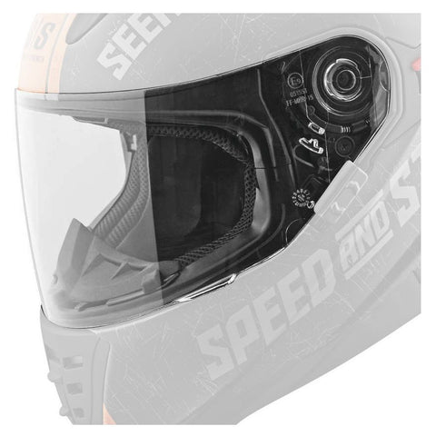 Speed and Strength SS1310/SS1600 Clear Face Shield (874977)