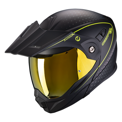 Scorpion ADX-1 Horizon Black Yellow (84-282-157)