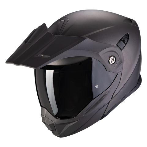 Scorpion ADX-1 Solid Helmet Matt Anthracite (84-100-67)