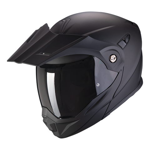 Scorpion ADX-1 Solid Helmet Matt Black (84-100-10)