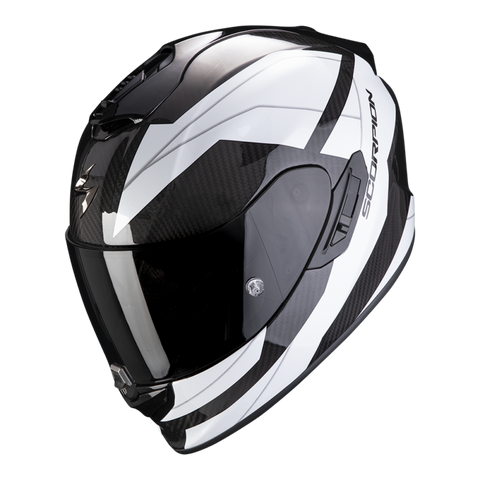 Scorpion Exo-1400 Carbon Air Legione White (14-309-05)