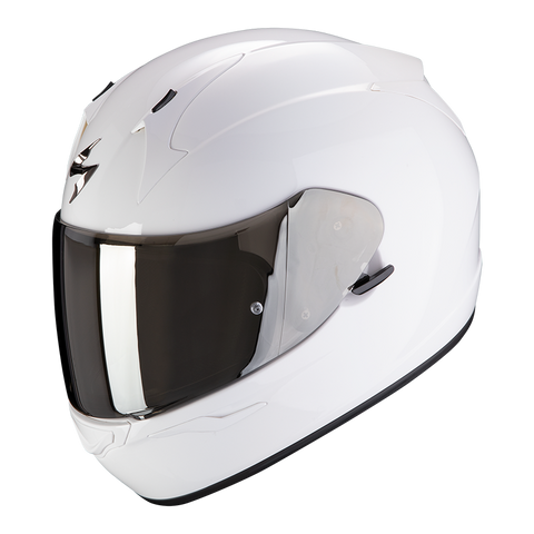 Scorpion Exo-390 Solid Gloss White (39-100-05)