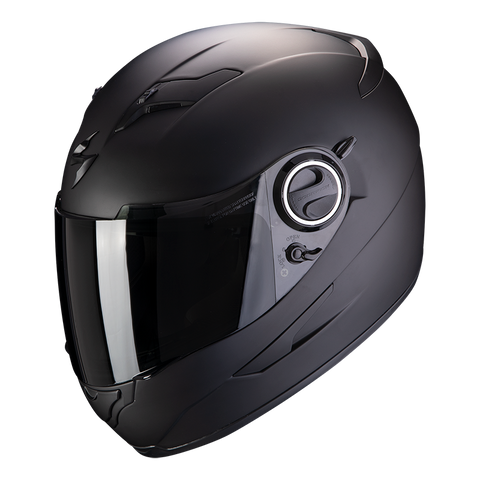 Scorpion Exo-490 Solid Helmet - Matt Black (49-100-10)