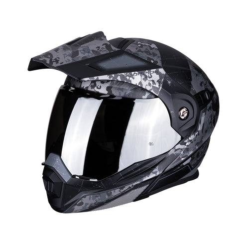 Scorpion Adx-1 BattleFlage Black Silver
