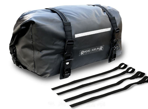 Nelson Rigg SE3000 Survivor Deluxe Dry Bags - MD (SE-3000-BLK)