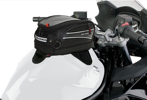 Nelson Rigg CL-2014 Journey Mini Motorcycle Tank Bag - Magnetic Mount (CL-2014-MG)