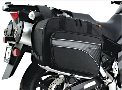 Nelson Rigg CL-855 Touring Motorcycle Saddlebags (CL-855)