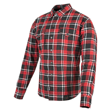 Speed & Strength Black 9 Moto Shirt (8789)