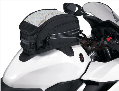 Nelson Rigg CL-2015 Journey Sport Motorcycle Tank Bag - Magnetic Mount (CL-2015-MG)