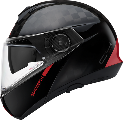 Schuberth C4 Pro CARBON Fusion Red (454827)