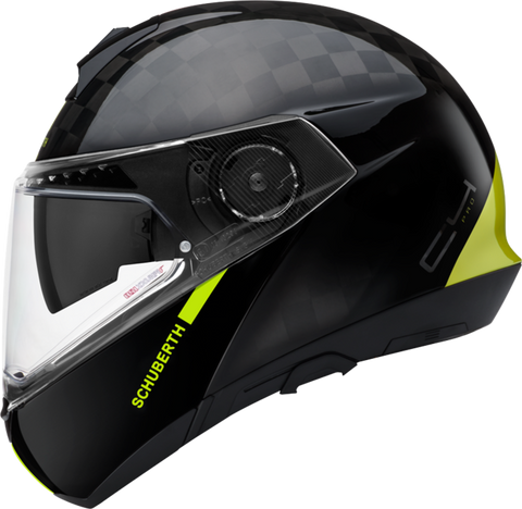 Schuberth C4 Pro CARBON Fusion Yellow (454826)