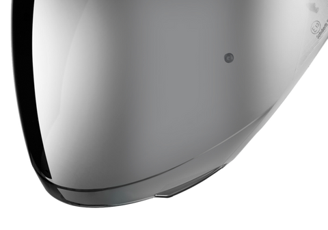Schuberth SV2 Visor Silver Mirrored One Size for M1/M1Pro