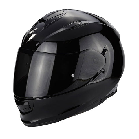 Scorpion Exo-510 Air Solid Gloss Black (51-100-03)