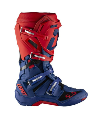 Leatt Boot GPX 5.5 Flexlock Royal (302000210)