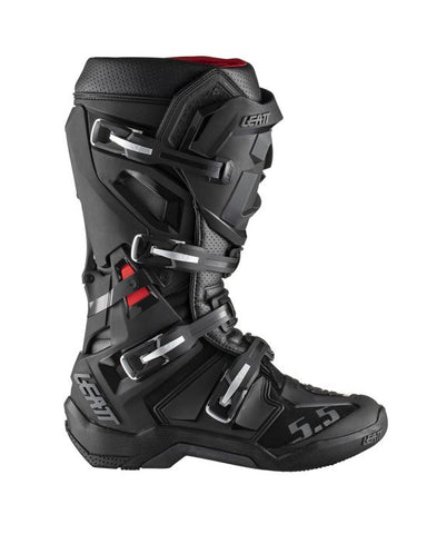 Leatt Boot GPX 5.5 Flexlock Black (302000208)