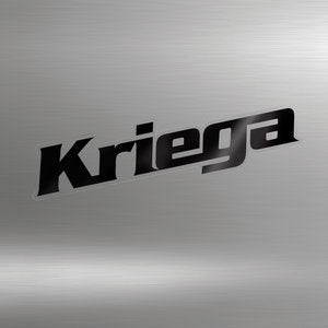 Kriega Sticker - Black (KAKSB)