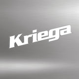 Kriega Sticker - White (KAKS)
