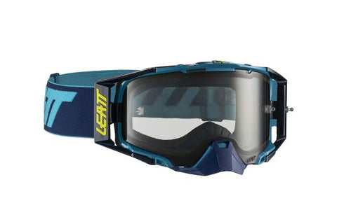 Leatt Goggle Velocity 6.5 Ink/Blu Light Grey 58% (8019100031)