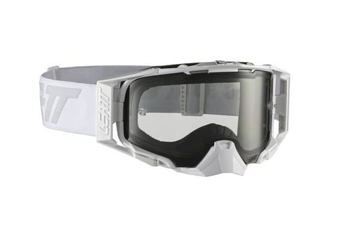 Leatt Goggle Velocity 6.5 Wht/Gry Light Grey 58% (8019100034)