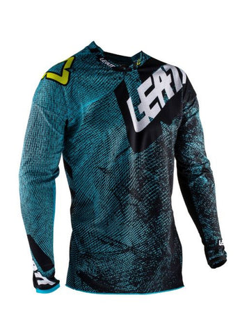 Leatt GPX 4.5 Lite Jersey Tech Blue