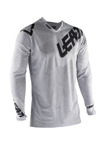 Leatt Gpx 4.5 Lite Jersey Tech White