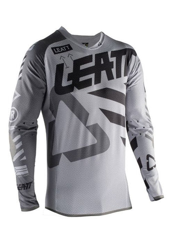 Leatt GPX 5.5 Ultraweld Jersey Steel