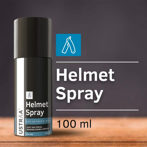 Ustraa Helmet Spray 100ml (HelmetSpray100ml)
