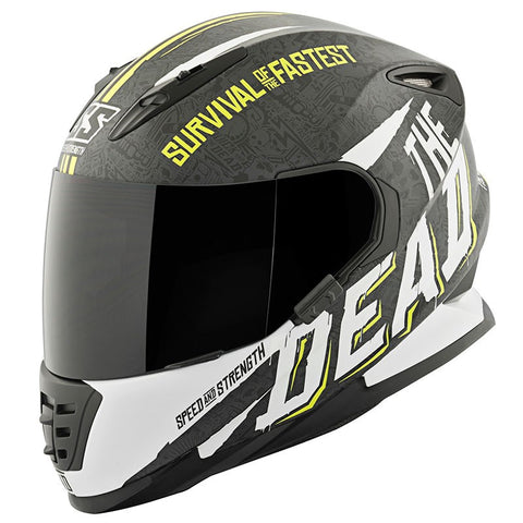 Speed & Strength SS1310 Quick and the Dead Helmet (8748)