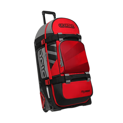 OGIO RIG 9800 Travel Bag - Red/Hub
