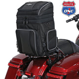 Nelson Rigg Route 1 Getaway Backrest Rack Bag