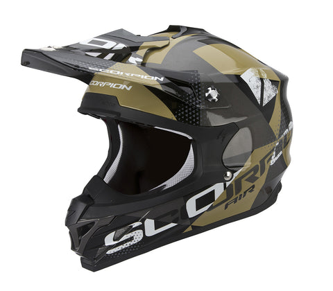 Scorpion VX-15 EVO AIR Akra Helmet