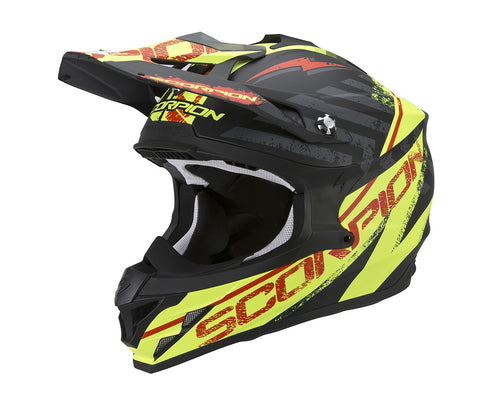 Scorpion VX-15 EVO AIR Gamma Helmet