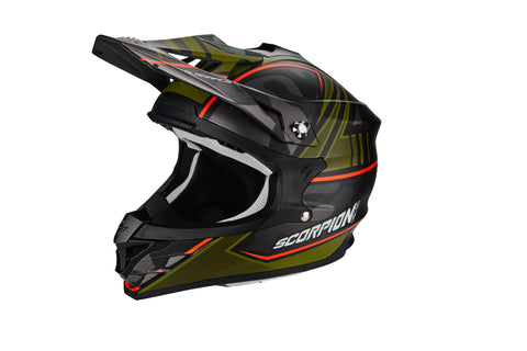 Scorpion VX-15 EVO AIR Miramar Helmet