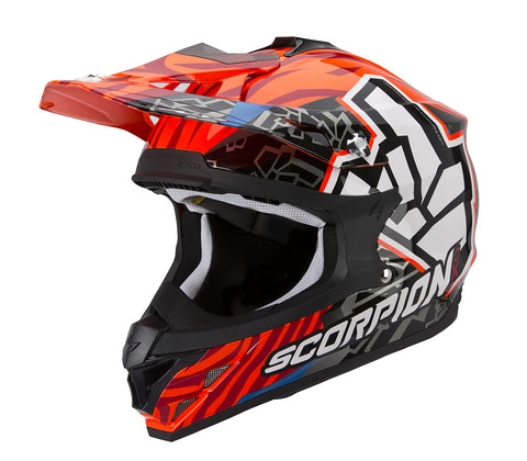 Scorpion VX-15 EVO AIR Rok Bagoros Helmet