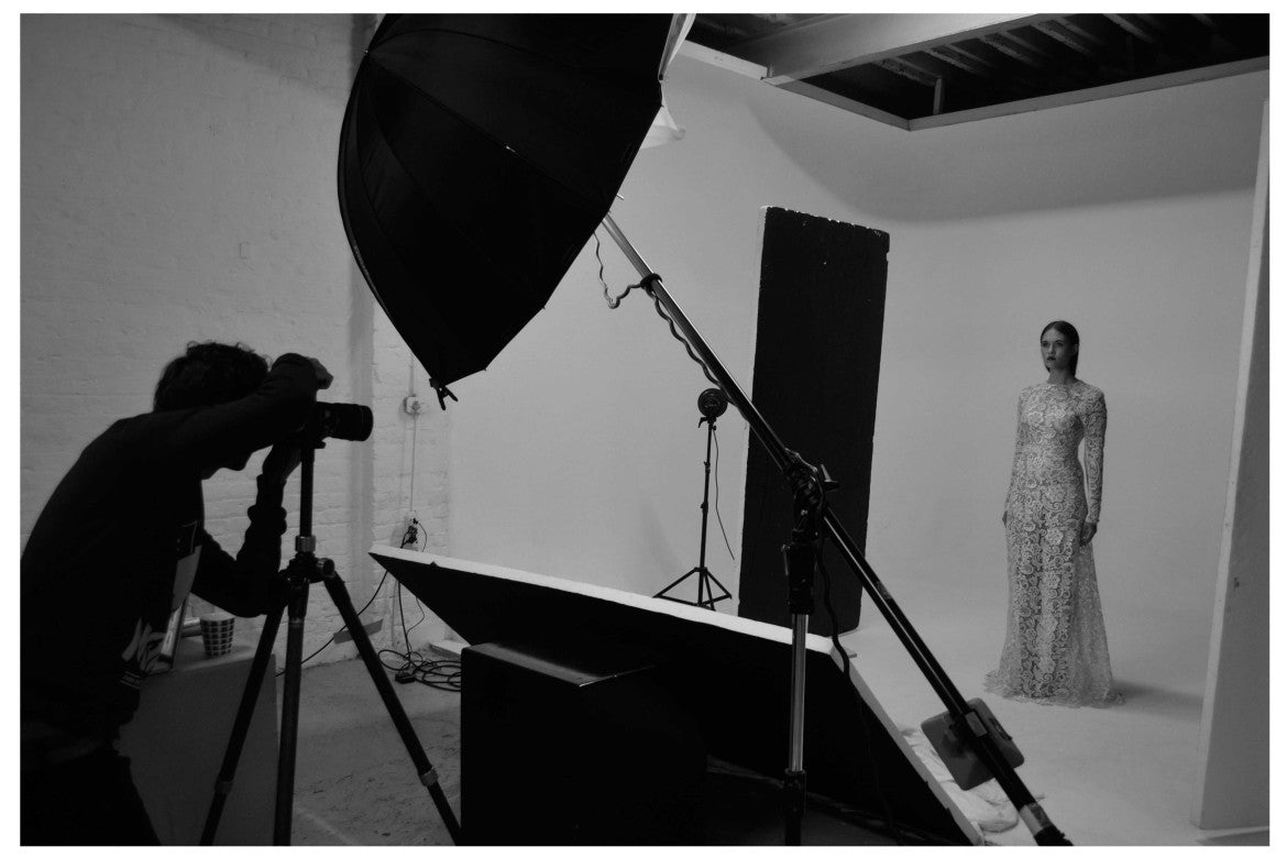 Behind the Scenes of our Latest Collection